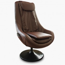 Fauteuil massant Slim Chair Chocolat