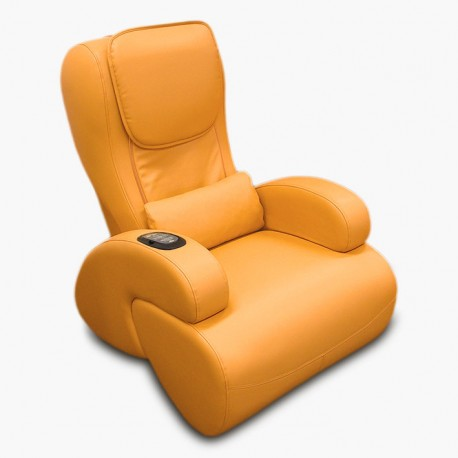 Fauteuil massant Relax Day orange