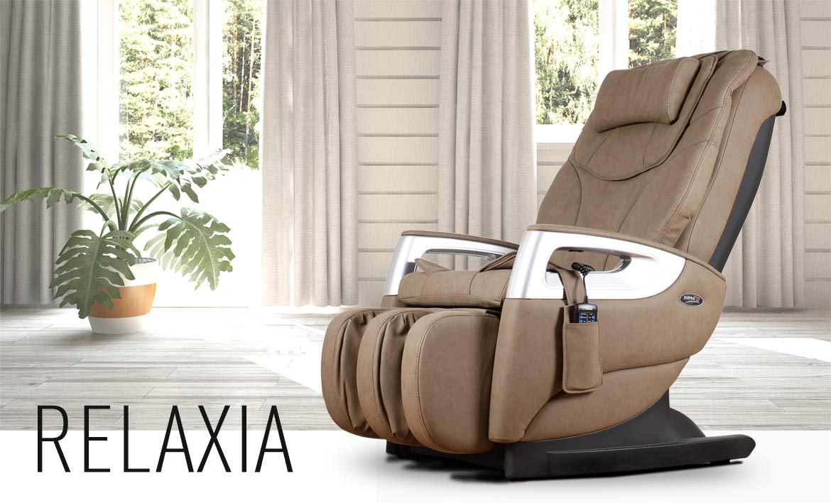 Fauteuil massant Relaxia