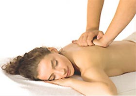 Massage pression